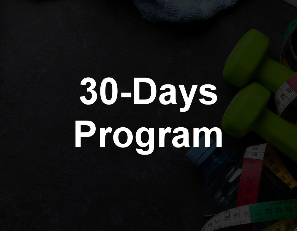 30-Days Program